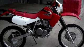 6. 2008 Honda XR650L For Sale at Honda of Chattanooga TN / LOW Miles & Clean Dual Sport Motorcycle!