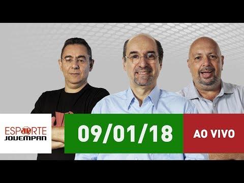 Esporte em Discussão - 09/01/2018