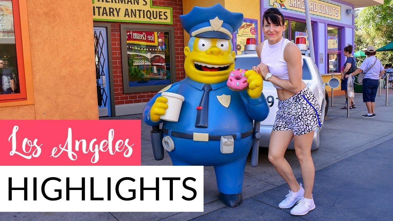 Los Angeles Highlights