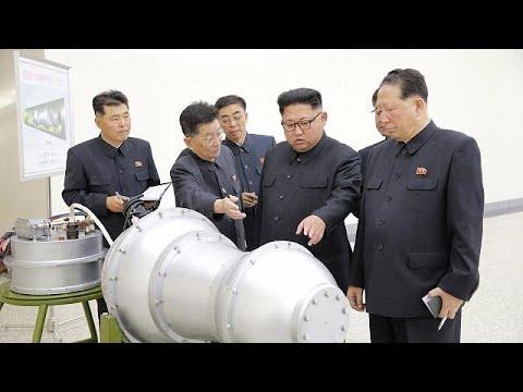 Νέα βόμβα υδρογόνου στο οπλοστάσιο της Β Κορέας