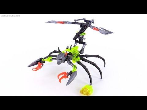 """Конструктор Lego Bionicle 70794 """"Череп-Скорпион"""""""