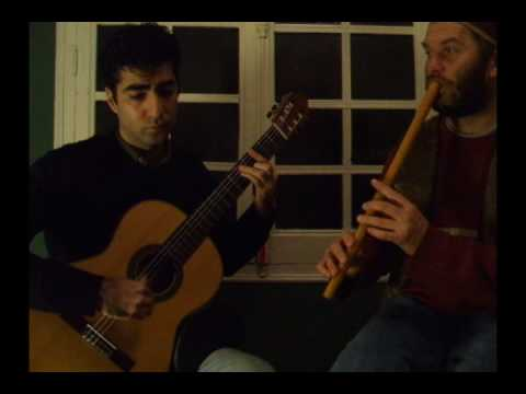 east european music - Pedram Falsafi plays arrangement of an iranian folk piece with classical harmonies and Ferenc Segercz plays the melody in a very original way(the way it is p...
