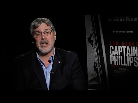 Captain Richard Phillips Interview for CAPTAIN PHILLIPS