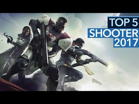 Top 5 - Die besten Shooter 2017 nach GameStar-Wertung