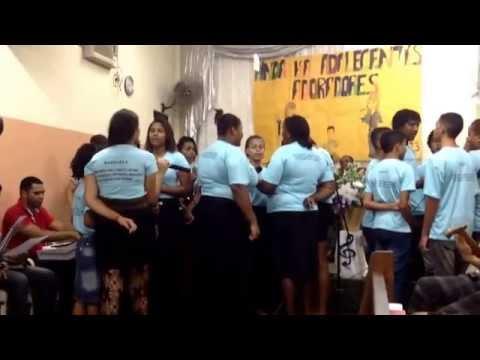 Assembléia de Deus em Novo Horizonte Ministério Madureira - Grupo Efraim Pt.1
