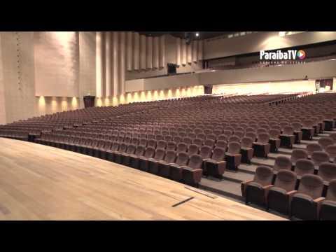 Teatro Pedra do Reino, no Centro de Convenções de João Pessoa