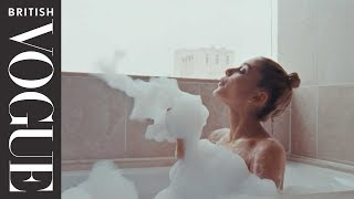 Waking Up With Ariana Grande | British Vogue