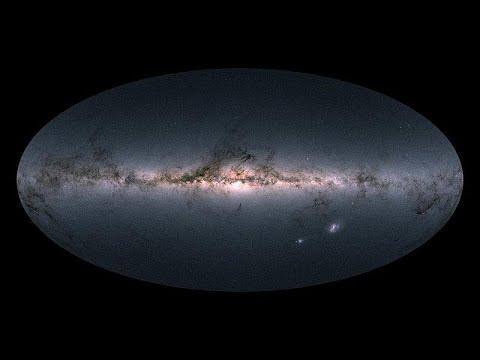Weltraumteleskop Gaia: Himmelskarte mit Milliarden St ...