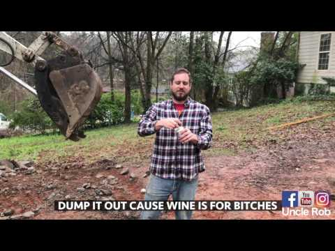 How To Open A Wine Bottle Without a Corkscrew: Drinking Tips With Uncle Rob