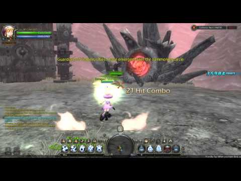 Dragon Nest SEA - Engineer - Cerberus Nest Hell Mode RUN [5:36]