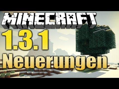 Minecraft 1.3.1 / 1.3 – ALLE NEUERUNGEN (Emeralds, Books, Tripwire, Cacao, Cheats, Commands)