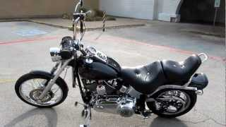 8. 2009 Harley-Davidson FXSTC Softail Custom For Sale