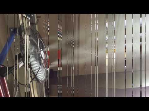 raffrescamento capannoni industriali
