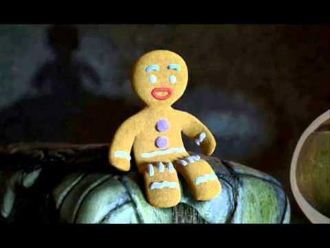 Gingerbread Blues