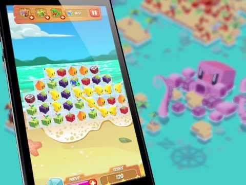 rovio - New Rovio Stars game Juice Cubes available for iOS and Android! http://rov.io/1iqPGHE Juice Cubes is a fun and fruity puzzle game developed by Pocket PlayLab...