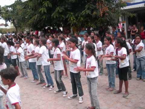 PROERD - SANTANA DO CARIRI 2009