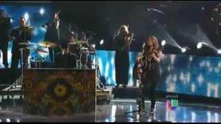 Jesse&Joy - Llorar Live Premios Lo Nuestro 2013