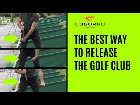 GOLF: The Best Way To Release The Golf Club