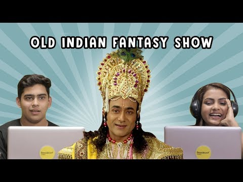 Teens React To OLD INDIAN FANTASY SHOWS | Bewakoof Studio
