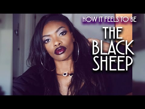 Why You're the Black Sheep of Your Family + How To Overcome It
