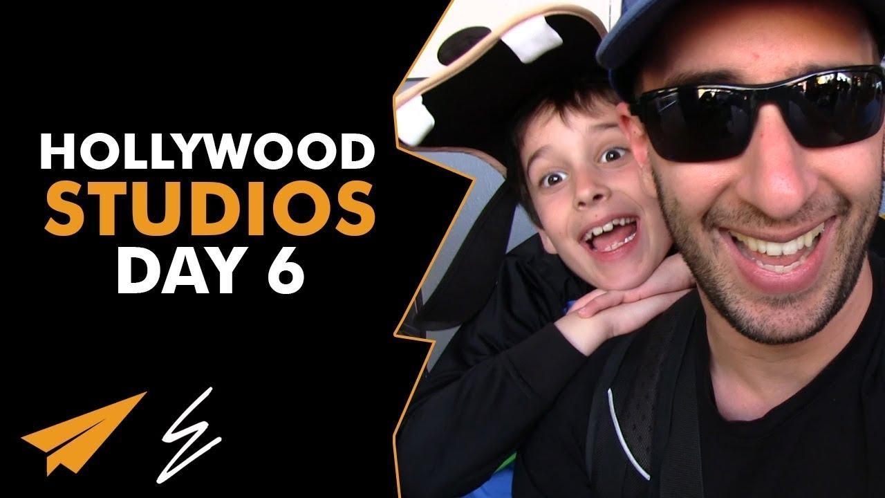 Hollywood Studios - Disney Day 6 - #LifeWithEvan