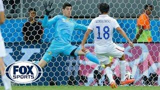 Belgium United States  City pictures : Belgium beats the United States, 2-1 - World Cup 2014