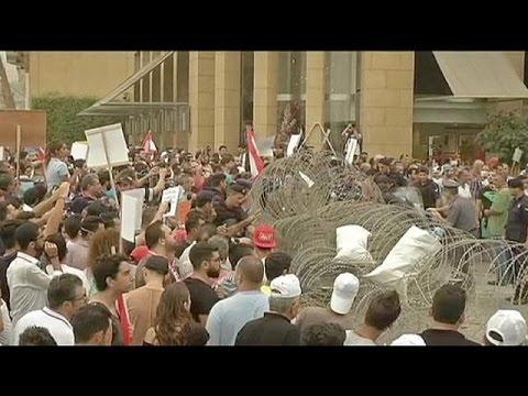 Λίβανος: Βρέθηκε λύση για τη διαχείριση των απορριμμάτων