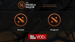 Dragneel vs Shazam, game 2