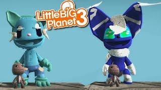 LittleBIGPlanet 3 - Pokemon Costumes Gallery [BOLTZ-EU] - Playstation 4 Gameplay, Walkthrough