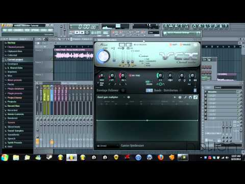 Vocoder - Watch this to learn how to use a Vocoder in FL Studio Get Mistress Intuition for free: http://www.youtube.com/watch?v=X8hvynV8Z5w Get the Club Mix on beatpor...