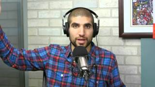 Ariel Helwani Reacts to Mayhem Miller's Behavior on The MMA Hour