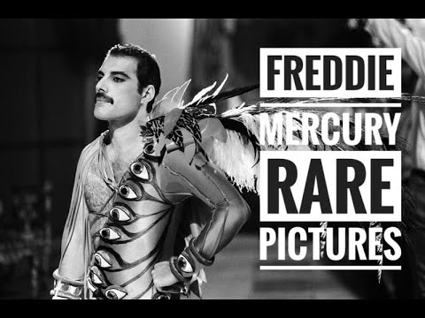 Freddie Mercury - Rare Pictures Collection 3