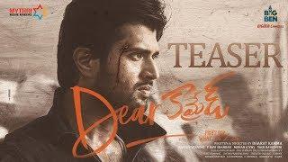Dear Comrade Telugu Teaser | Vijay Deverakonda | Rashmika | Bharat Kamma | Justin Prabhakaran | MMM