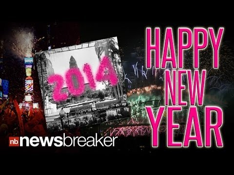 HAPPY NEW YEAR!: Celebrations Ringing in 2014 Kick Off Around the World