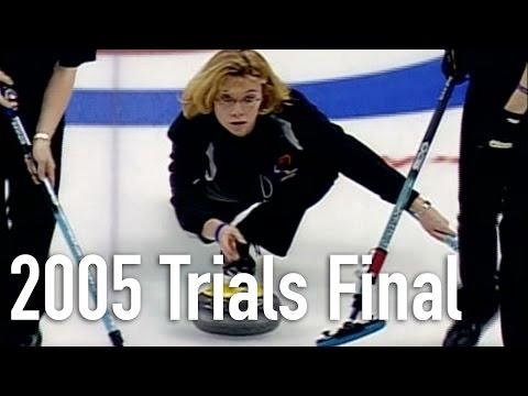 2005 Tim Hortons Roar of the Rings -  WOMEN'S FINAL - Kleibrink vs. Scott