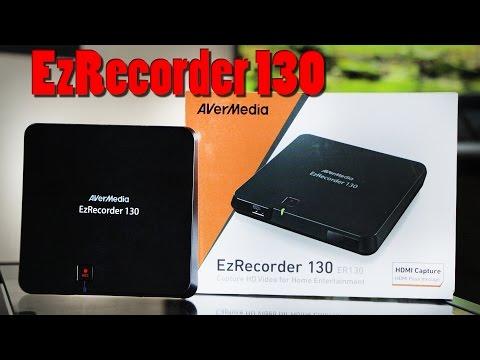 Устройство видеозахвата AVerMedia EzRecorder 130 - Обзор