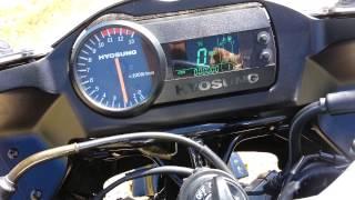 7. New 2008 Hyosung GT650R @ Avalanche Motorsports