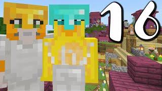 Minecraft: A Duck & A Cat ~ THE RETURN!!! - 16