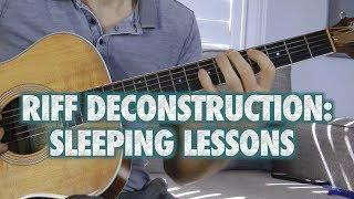 Riff Deconstruction: The Shins - Sleeping Lessons