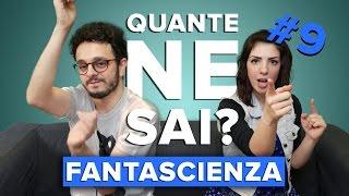 Video #QuanteNeSai #9 - Tiko e Violetta si sfidano sulla FANTASCIENZA MP3, 3GP, MP4, WEBM, AVI, FLV Mei 2017