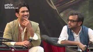 Nonton Detective Byomkesh Bakshi Promotions By Sushant Singh Rajput Film Subtitle Indonesia Streaming Movie Download