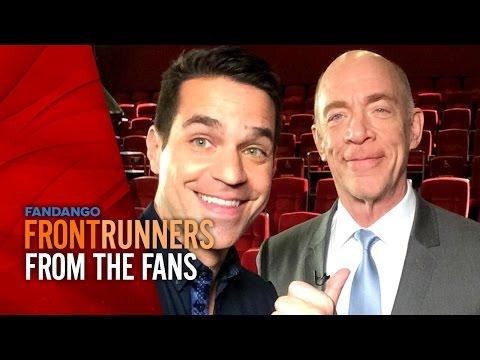 Ask J.K. | J.K. Simmons – Whiplash | Fandango FrontRunners Season 3 (2015)