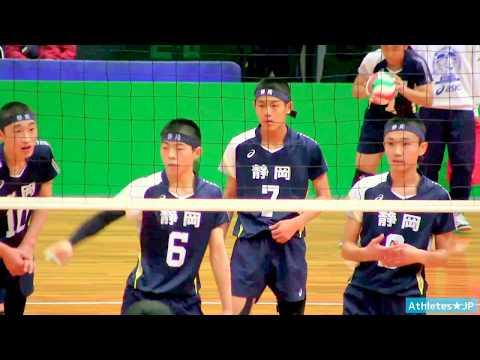 JOCバレーボール男子【埼玉 vs 静岡】中学生全国大会Volleyball Boys Japan Haikyuu ハイキュー