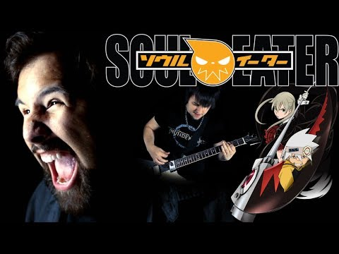 Soul Eater - Papermoon [FULL ENGLISH] - Caleb Hyles (feat. Family Jules)