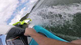 6. Riding Sea-Doo 130 GTI