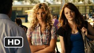 Easy A #1 Movie CLIP - A Sexy George? (2010) HD