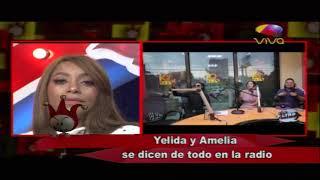 Yelida Mejía dice que entrevista fue editada a favor de Amelia Alcántara