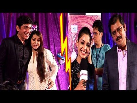 Video Shilpa Shinde And Shubhangi Bhabi AKA Angoori Bhabi's Face Off In ITA Awards Function | #TellyTopUp download in MP3, 3GP, MP4, WEBM, AVI, FLV January 2017