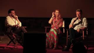 Yvonne Sciò e Roberto Pisoni all'Ischia Film Festival 2018