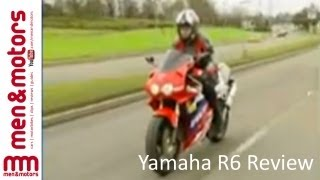 10. Yamaha R6 Review (2003)
